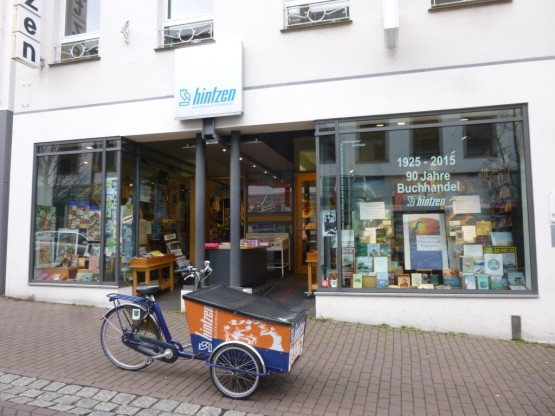 Buchhandlung Hintzen