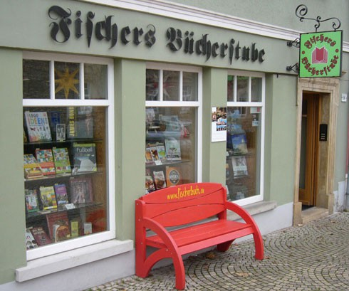 Fischers Bücherstube