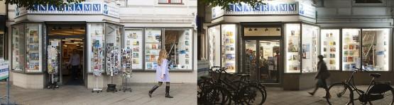 Anagramm Buchladen für Kinder und Erwachsene
