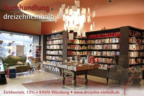 Buchhandlung Dreizehneinhalb
