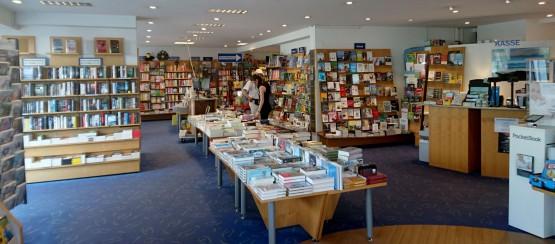 Buchhandlung Pfister virshel - Klaus Finke Buchhandel GmbH