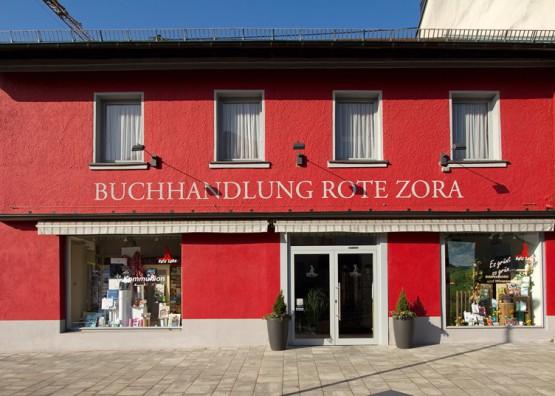 Buchhandlung Rote Zora