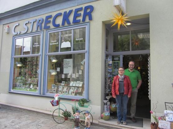 C. Strecker Christliche Buch- und Kunsthandlung