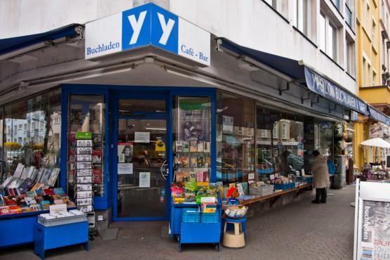 YPSILON Buchladen & Café