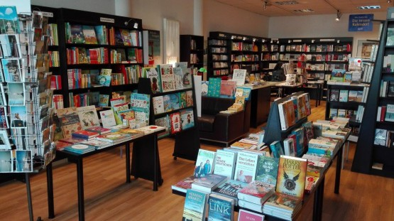 Buchhandlung Hupbach