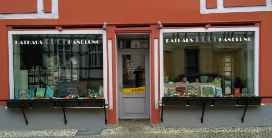 Rathaus-Buchhandlung Tangermünde