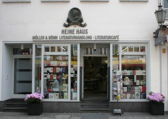 Müller & Böhm KG Literaturhandlung im Heine Haus