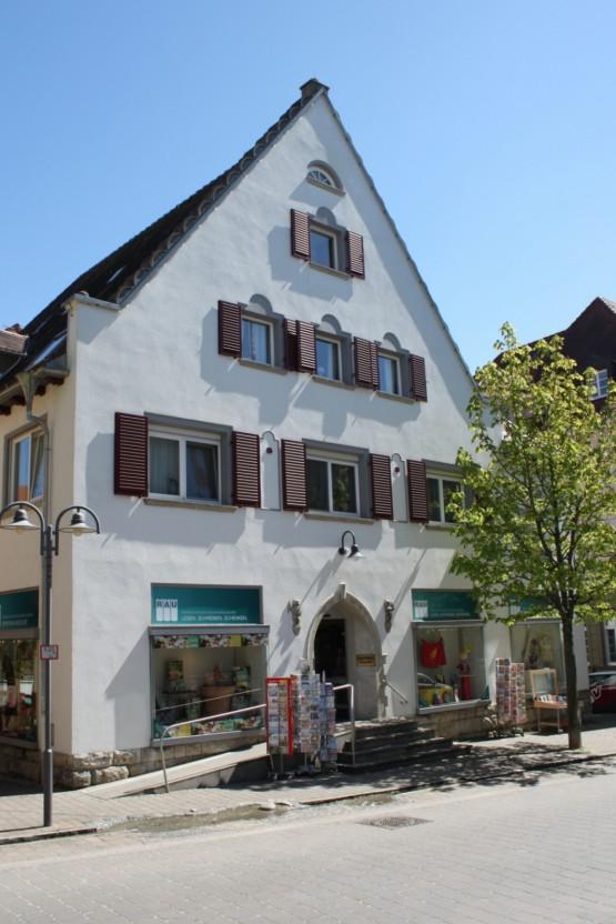 Hohenlohe'sche Buchhandlung RAU