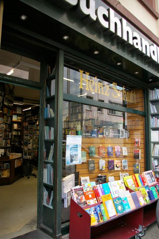 Buchhandlung Schutt