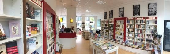Goethe & Hafis Buchhandlung