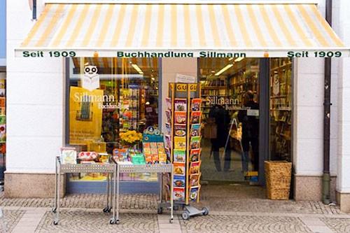 Buchhandlung Sillmann OHG