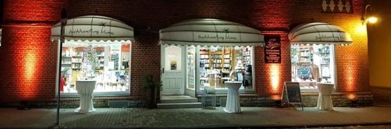 Buchhandlung Blume