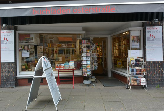 Buchladen in der Osterstraße