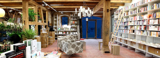 Buchladen in der Rainhofscheune