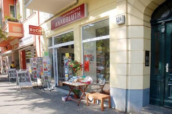 ANAKOLUTH Buchhandlung