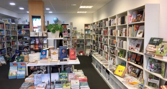 Bücherstapel Hofgeismar