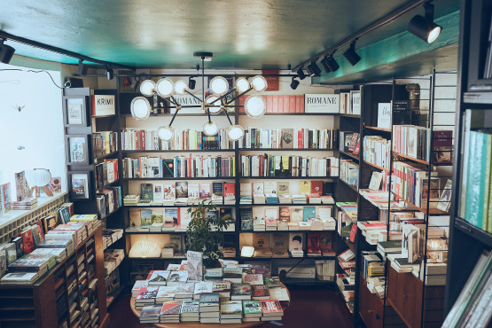 Aegis Literatur Buchhandlung