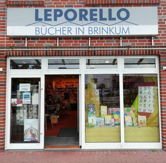 LEPORELLO Bücher in Brinkum