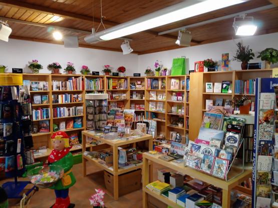 Buchhandlung bei St. Annen