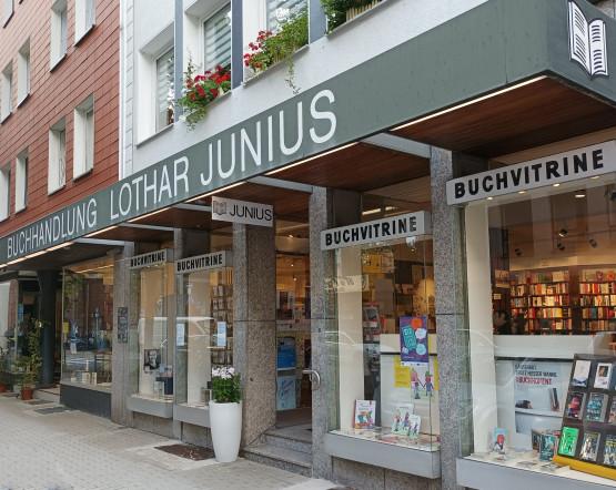 Buchhandlung Lothar Junius, Inh. Sabine Piechaczek e. K.
