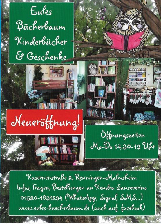 Eules Bücherbaum